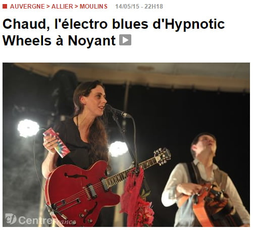 Hypnotic Wheels La Montagne 150514