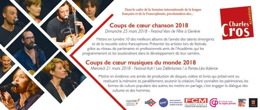 semaine de la francophonie 2018